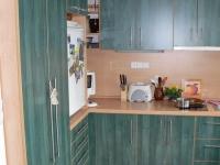 Kuchyňská linka v malém bytě